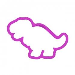 Das Förmchen für Kekse und Lebkuchen T-Rex Dinosaurier