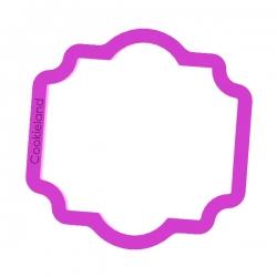 Das Förmchen für Kekse und Lebkuchen Plakette 19