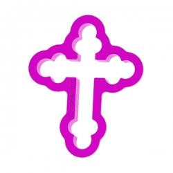 Das Förmchen für Kekse und Lebkuchen Kreuz 5