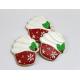 Das Förmchen für Kekse und Lebkuchen Kuchen Cupcake