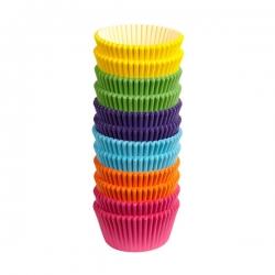 Papilotki kolorowe do muffinów 300 szt. Wilton 415-2179
