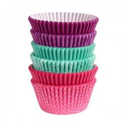Papilotki kolorowe do muffinów 150szt. Wilton 415-2182